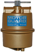 Motorguard Compressed Air Filters, 1/2 in (NPT), Carbon, Plasma Machines, 1 EA, #MC100