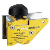 Magswitch Mini Angle Welding Magnets, 90 lb, 1 EA