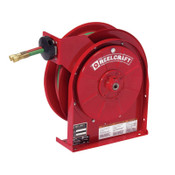 Reelcraft Gas-Welding Hose Reels with Hose, 25 ft, 1 EA, #TW5425OLP