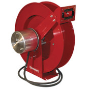 Reelcraft 400 AMP Arc Weld without Cable Hose Reel, 30.8 ft Hose, 100 ft Cable, 1 EA, #WC80002