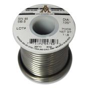Metals Metals Wire Solders, Spool, Antimony Lead-Free, 1 LB