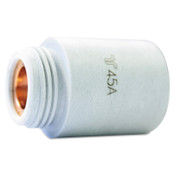 Thermacut Replacement Hypertherm® Retaining Cap Suitable for Powermax® Torches, 220713, 1 EA