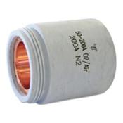 Thermacut Replacement Hypertherm® Retaining Cap Suitable-HyPro™/MaxPro™ Torches,220936-UR, 1 EA