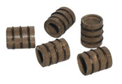 Best Welds Shock Insulator, For Slide on Nozzle, For Best Welds 250A; Tweco No. 2 Mig Guns, 5 EA