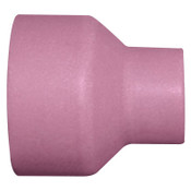 "Best Welds Alumina Nozzle TIG Cup, 3/8"", Size 6, For Torch 17, 18, 26, Standard, 10 EA, #10N48"