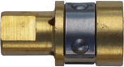 Best Welds Gas Diffusers, Gas Diffuser, Brass, For M15, 1 EA, #169716
