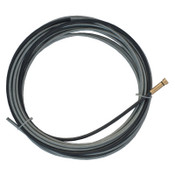 Best Welds Mig Liners, 1/16 in x 15 ft, Tweco Nylon Core, 1 EA, #44N11615