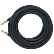 Best Welds Power Cables, For 22, 3 ft, Braided Rubber, 1 EA