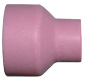 Best Welds Alumina Nozzle TIG Cups, 1/4 in, Size 4, For Torch 24; 24W, Nozzle, 5/8 in, 10 EA, #53N24A