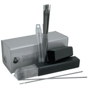 Best Welds Mild Steel Electrodes, 6013 Alloy, Carbon Steel, 5/32 in Dia., 14 in Long, 5 lb, 5 LB, #6013532X5