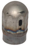 Best Welds Cylinder Cap, 3-1/2 in - 7, Coarse Thread, for Acetylene Cylinders, 1 EA