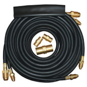 Best Welds Extension Kits, For 18 & 20 Torches, All Hoses 25 ft, Vinyl, 1 EA