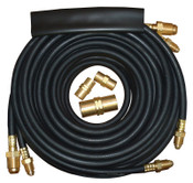 Best Welds Extension Kits, For 18 & 20 Torches, All Hoses 25 ft, Rubber, 1 EA