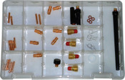 Best Welds Tig Accessory Kits - MAK-1S, Used on 20/9 Torches, 1 EA