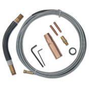 Best Welds Consumable Kit For Construct-a-Gun Platform, Tweco, 400 Amp, 1 EA, #MCKTW4