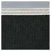 Best Welds Welding Blankets, 6 ft X 6 ft, Fiberglass, Black, 24 oz, 1 EA, #AC2300246X6BLK