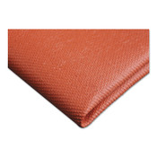 Best Welds Roll Goods, 40 in x 50 yd, Satin Weave Fiberglass, Red, 50 RL, #RG3200RS40