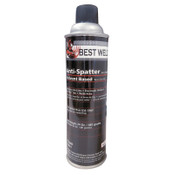 Best Welds Anti-Spatter, 24 oz Aerosol Can, Clear, 12 CA, #90562024OZ
