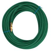 Best Welds Single Line Welding Hoses, 1/2 in, 500 ft, Oxygen & Acetylene, Green, 500 FT, #712150200DAA