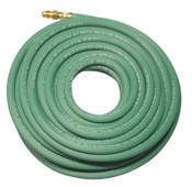 Best Welds Single Line Welding Hoses, 1/4 in, 750 ft, Acetylene Only, Green, 750 FT, #712125204DAA