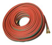 Best Welds Twin Welding Hoses, 1/4 in, 800 ft, Acetylene and Oxygen, 800 FT, #7126251DAA