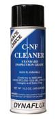 Dynaflux Visible Dye Penetrant Systems, Cleaner, Aerosol Can, 16 oz, 12 EA, #CNF31516