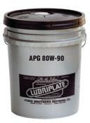 Lubriplate APG Series Petroleum Based Gear Oils, 35 lb, Pail, 35 PA, #L0030035