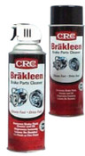 CRC Brakleen Brake Parts Cleaners, 20 oz Aerosol Can w/Trigger, 12 CAN, #05089T