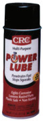 CRC Power Lube Multi-Purpose Lubricant, 11 oz, Aerosol Can, 12 CAN, #5006