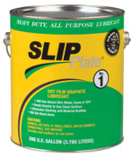 Precision Brand SLIP Plate No. 1 Dry Film Lubricants, 1 gal Can, 4 CA, #45534