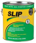 Precision Brand SLIP Plate No. 1 Dry Film Lubricants, 1 gal Can, 4 CA