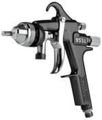 Binks Fluid Nozzles, 28 oz/min, Stainless Steel, 1 EA