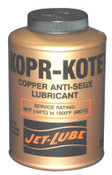 Jet-Lube High Temperature Anti-Seize & Gasket Compounds, 1/2 lb Can, 1 CN, #10002