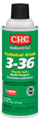 CRC Technical Grade 3-36 Multi-Purpose Precision Lubricants, Aerosol Can, 12 CAN, #3003