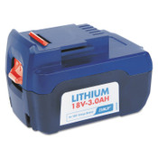 Lincoln Industrial BATTERY FOR 18V LITHIUM, 1 EA, #1861