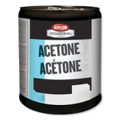 Krylon Industrial Acetone Thinner and Reducer, 5 gal Pail, 5 CN, #K0166300020