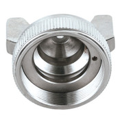 Binks Air Nozzles, Stainless Steel, 14.3 CFM @ 50 psi, 63PB, 1 EA