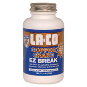 La-Co E-Z Break Anti-Seize Compound, 10 oz Brush-In-Cap, 1 CAN, #8910
