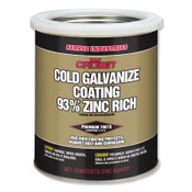 Aervoe Industries Cold Galvanizing Compound, 1 Quart Can, 4 CN, #7007Q