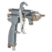 Binks 2100 Low Fluid Pressure Spray Guns, 1/4 in, Spray Gun, 1 EA, #210143079