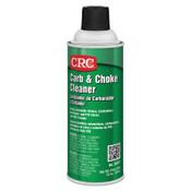 CRC Carb & Choke Cleaners, 16 oz Aerosol Can, 12 CAN, #3077