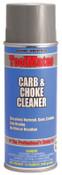Aervoe Industries Carb & Choke Cleaners, 12 oz Aerosol Can, 1 EA, #590