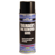 Aervoe Industries Toolmaker's Ink Removers, 16 oz Aerosol Can, 12 CAN, #6095