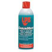 ITW Pro Brands ChainMate Chain & Wire Rope Lubricants, 16 oz Aerosol Can, 12 CAN