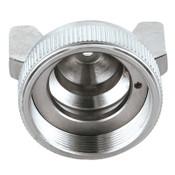Binks Air Nozzles, Stainless Steel, 15.5 CFM @ 50 psi, 63PR, 1 EA