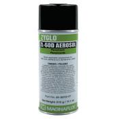 Magnaflux Zyglo ZL-60D Water Washable Fluorescent Penetrants, Liquid, Aerosol Can, 16 oz, 12 EA