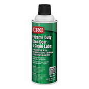 CRC Extreme Duty Open Gear Chain Lube, 12 oz, Aersol Can, 12 CA