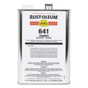 Rust-Oleum Industrial 641 Thinner, 2 GAL, #641402