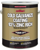 Aervoe Industries Cold Galvanizing Compound, 1 Gallon Can, 1 GA, #7007G