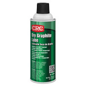 CRC Dry Graphite Lube, 10 oz, Aerosol Can, Black, 12 CN, #3094